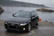 Im Verkauf Audi A4 Jahr 2009